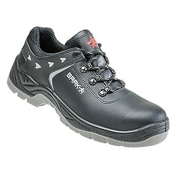 Baak Heiko 8034 Industrial S3 - Zapatillas de seguridad para botas, color negro, 37