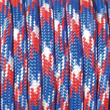 Rot Blau Wei/ß 500x0.4x0.4 cm 60/% Polypropylen 40/% Polyester efco Paracord