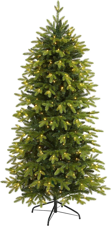"6ft. Belgium Fir ""Natural Look"" with Artificial Cheap 3 Tree Christmas Ranking TOP3"