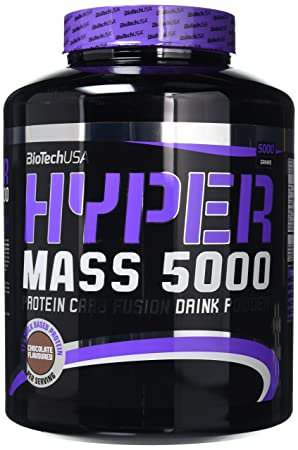 Biotech 51 g 5000G Chocolate Eu Hyper Mass Proteins