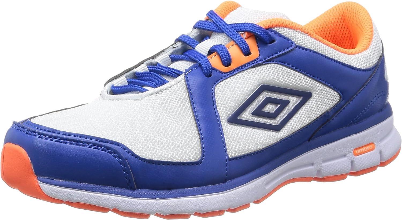 Umbro Trainer League Zapatillas de Deporte de para hombre-White-45.5: Amazon.es: Zapatos y complementos
