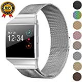 For Fitbit Ionic Bands, Humenn Replacement Milanese Loop Stainless Steel Metal Bracelet Strap For Fitbit Ionic Smartwatch