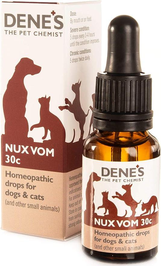 nux vomica o sulfur erezione