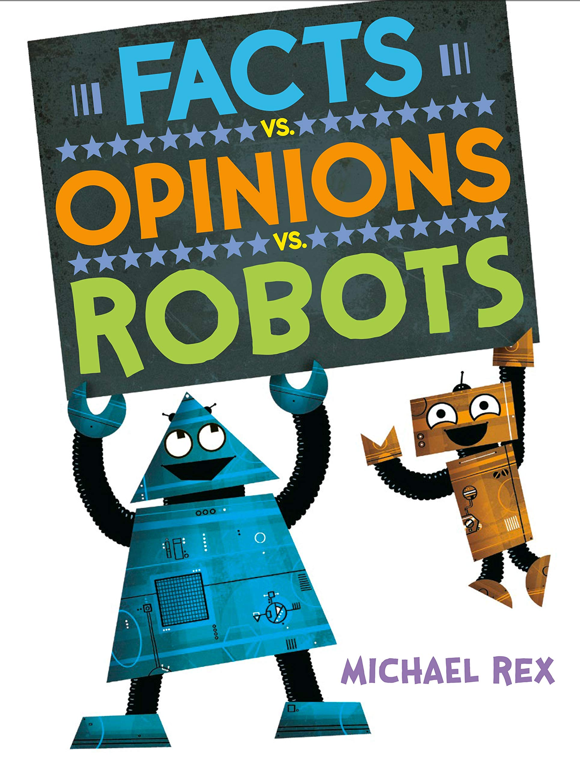 Image result for facts vs opinions vs robots