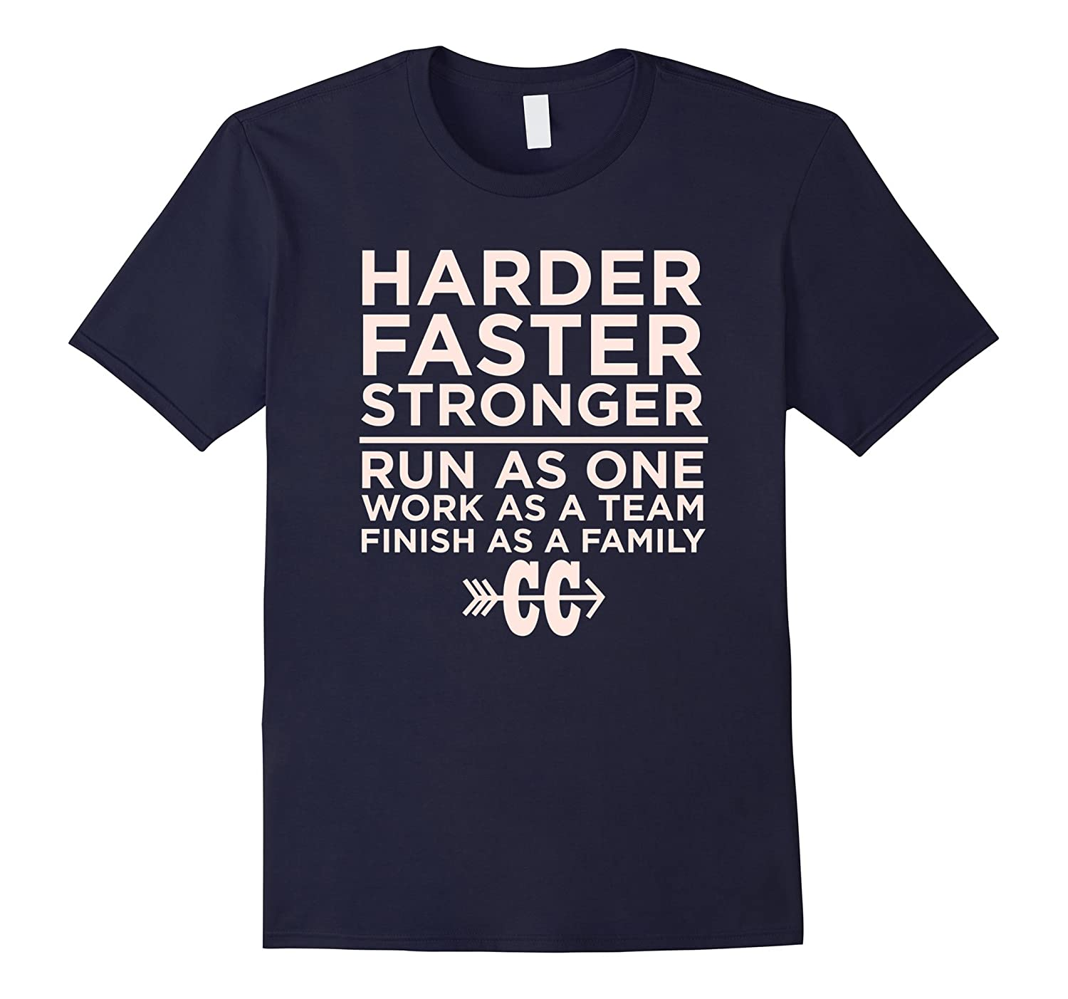 Cross Country Running Shirts - Run As One - Cross Country- TPT