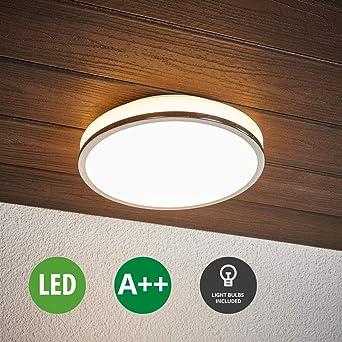 Lampenwelt LED Deckenleuchte\