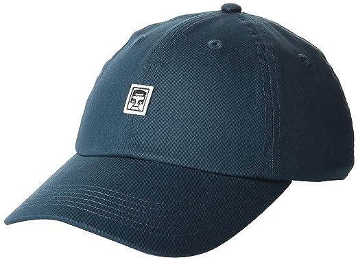 Amazon.com  Obey Men s Eighty Nine 6 Panel HAT III 08b83f06377