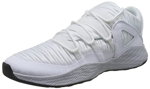 9fccda3a4a2549 NIKE Jordan Formula 23 Low Mens Shoes White Wolf Grey Black 919724-103