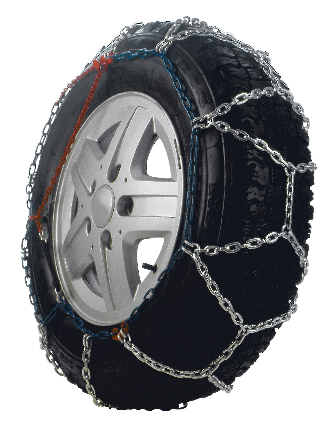 Bottari 68011''Master Heavy Duty 16mm Snow Chains for 4x4 MPV's and Van, TUV and ONORM Approved, Size 260