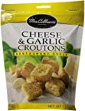 Mrs. Cubbison's Restaurant Style Croutons, Cheese and Garlic, 5 oz