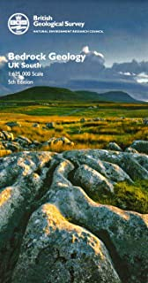 bedrock geology uk south small scale geology maps