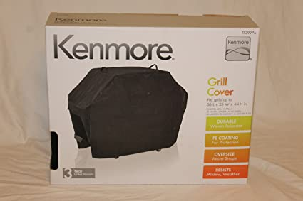 Amazon Com Kenmore Grill Cover Fits Grills Up To 56 L X 25 W X 44