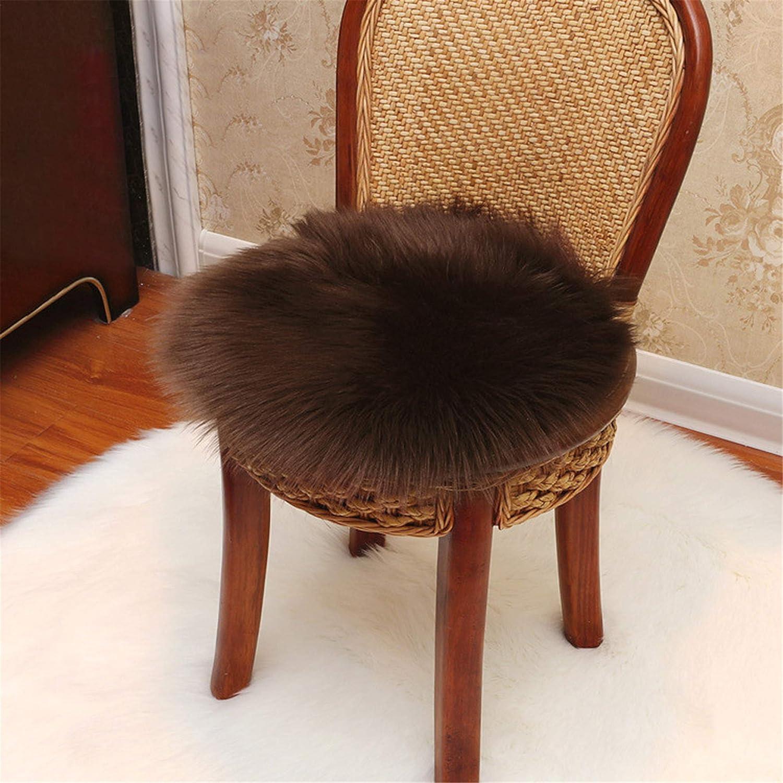 Happy Event Suave Árbol de Oveja Alfombra | stuhlabdeckung | Artificial Lana Caliente Hairy Carpet | Asiento | - Esterilla para protección de Suelos ...