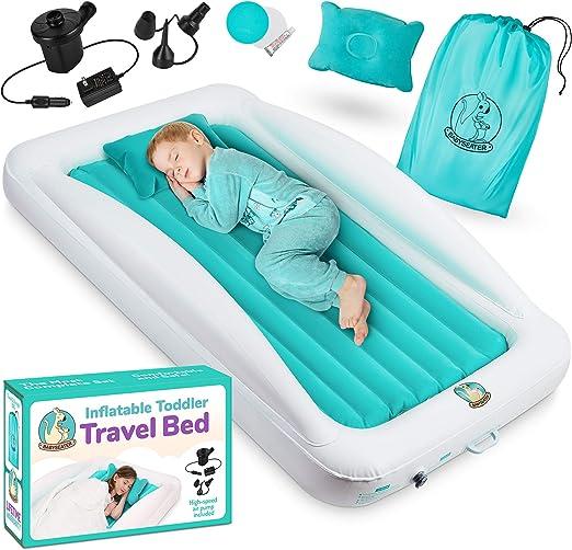 Amazon.com: BABYSEATER - Colchón de aire para niños pequeños ...