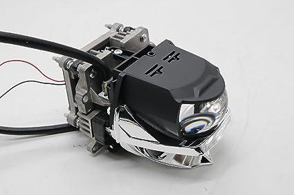 sanvi 3 pulgadas láser módulo LED proyector lente coche faro con ...