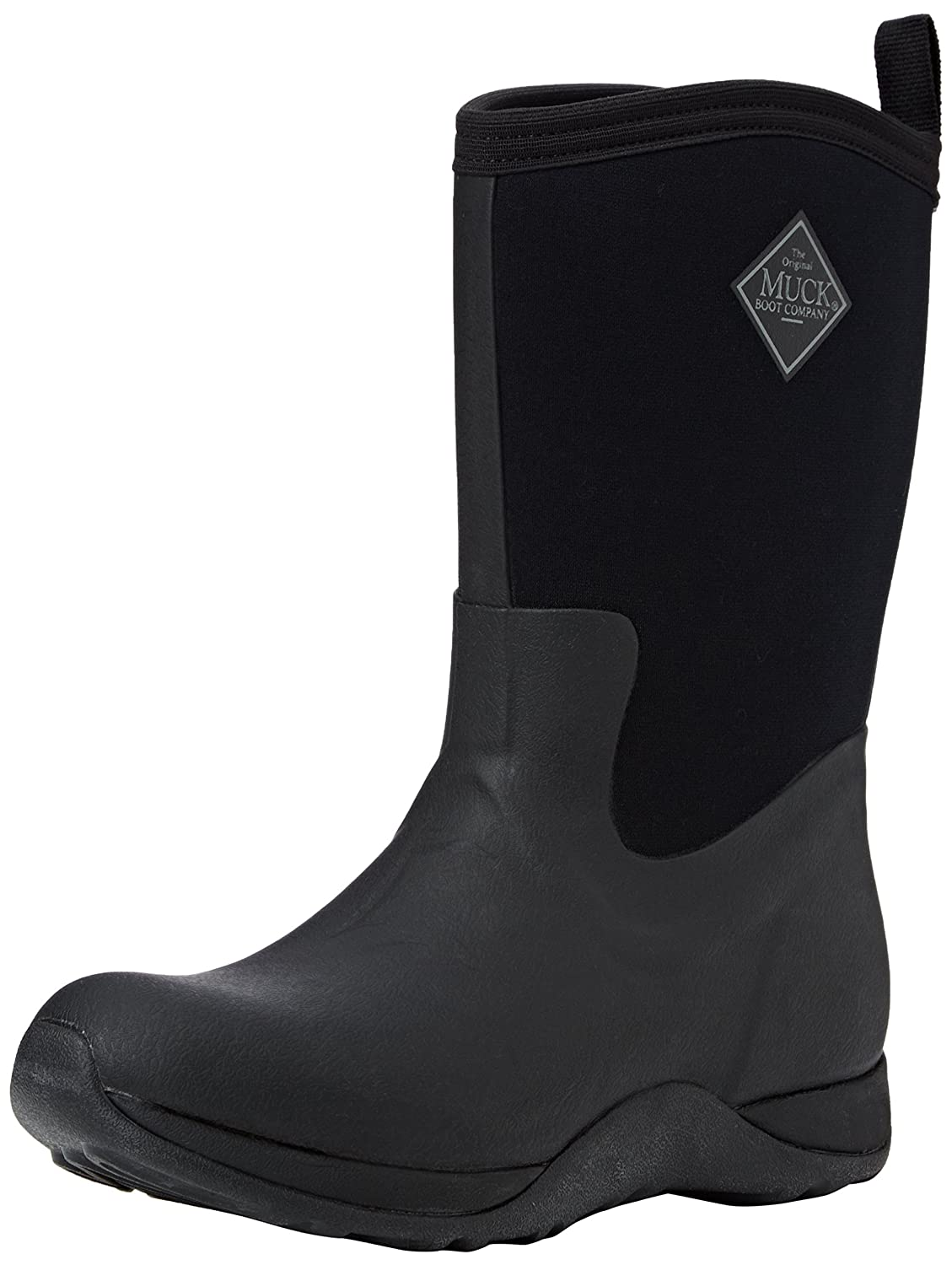 Muck Boot Company Women's Arctic Weekend Boot B00BN61E6Y 6 B(M) US|Black/Black
