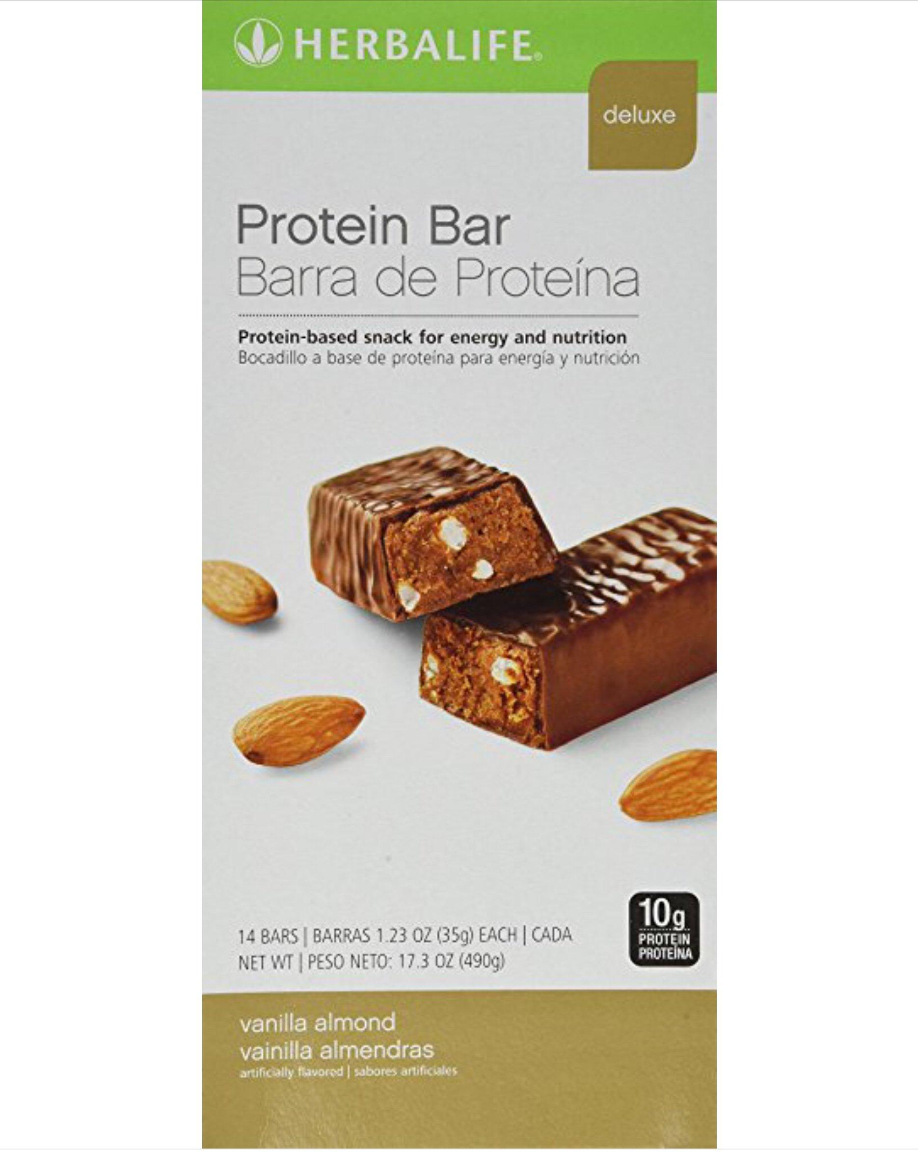 Herbalife Protein Bar (Vanilla Almond)