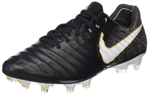 info for e29bc 44d01 Nike Tiempo Legend Vii Fg, Botas de Fútbol para Hombre, Negro, 43 EU   Amazon.es  Zapatos y complementos