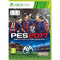 Pro Evolution Soccer 2017 (Xbox 360) UK İthal