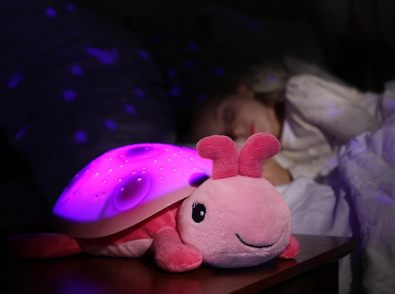 Cloud b Twilight Plush Nightlight Ladybug