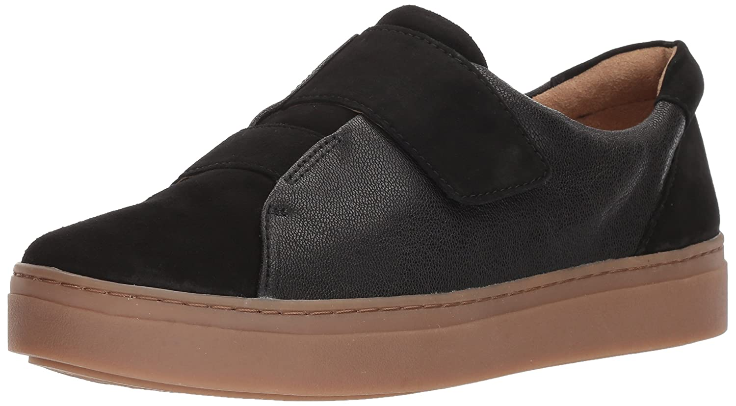 Naturalizer Women's Charlie Sneaker B072DX4GCR 6 B(M) US|Black