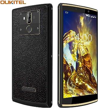 SÚPER Batería de 10000mAh] OUKITEL K7 Power Pro Dual 4G LTE ...