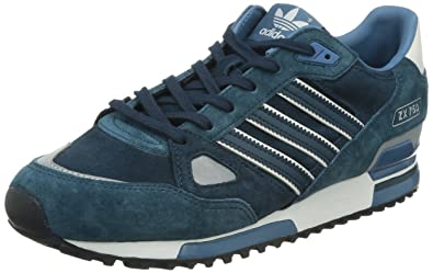 Adidas ZX 750 chaussures 4,0 petrol/white