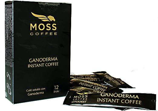 DISPONIBLE EN NUESTRA WEB - Moss Coffee - Café Ganoderma 36 Sticks - ENVIO GRATIS A ESPAÑA: Amazon.es: Hogar