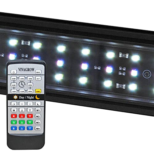LED Aquarium Light Freshwater Plant 24/7 Remote Automation