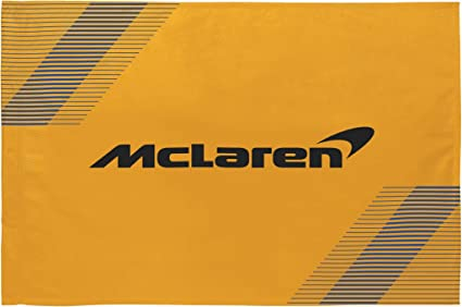 Amazon Com Fuel For Fans Mclaren F1 Formula 1 Mclaren F1 Team 90x120cm Flag Orange One Size Clothing
