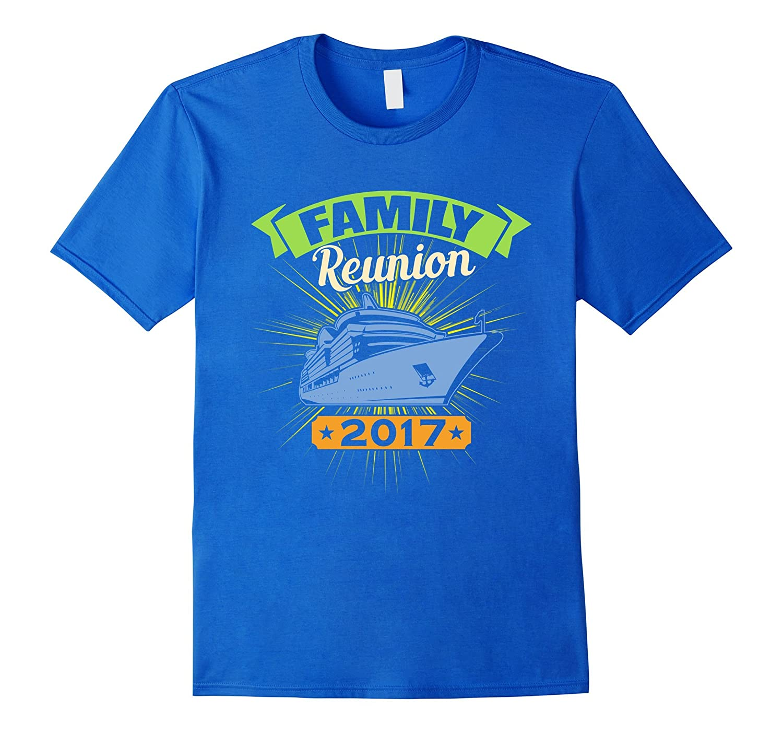 Family Reunion Matching Vacation Cruise Ship T-Shirt