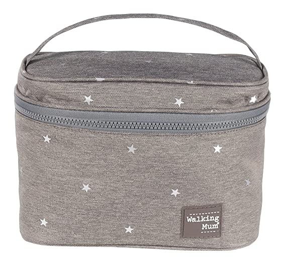 Walking Mum Vanity Gaby - Neceser, color gris