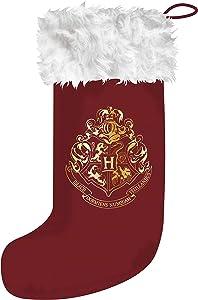 Half Moon Bay Harry Potter Christmas Stocking, 40 x 14 x 2 cm, Multicolor