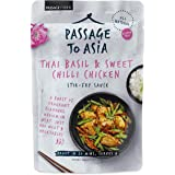 Passage Foods Passage to Asia Thai Basil and Sweet Chilli Chicken Stir Fry Sauce, 200 g