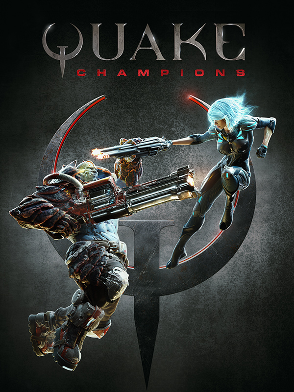 Quake Champions box art