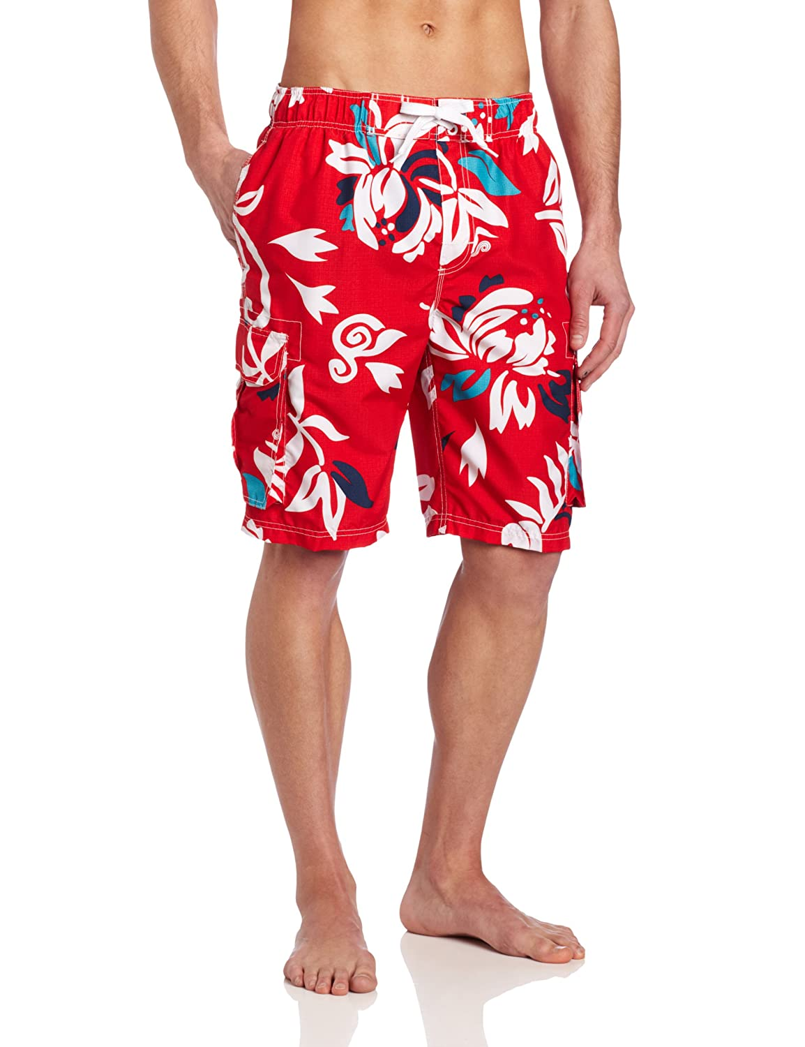 Kanu Surf Men's Oahu Swim Trunk Kanu Surf Men's Swimwear 9064