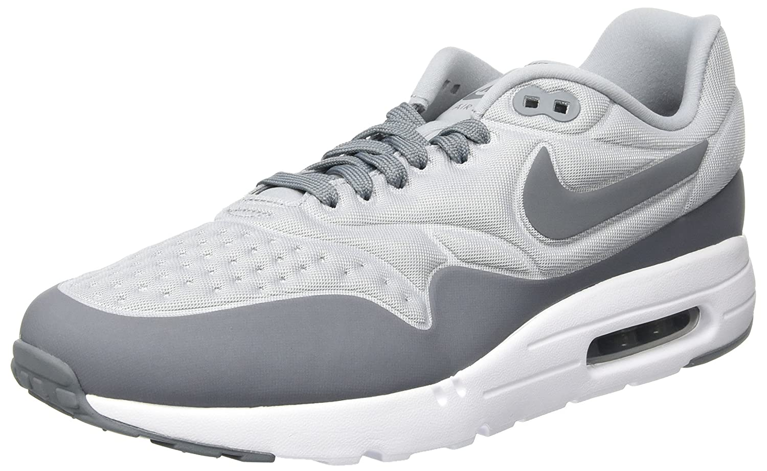 Nike Herren Air Max 1 Ultra Se Low-Top  45.5 EU|Grau (Wolf Grey/Cool Grey-white)
