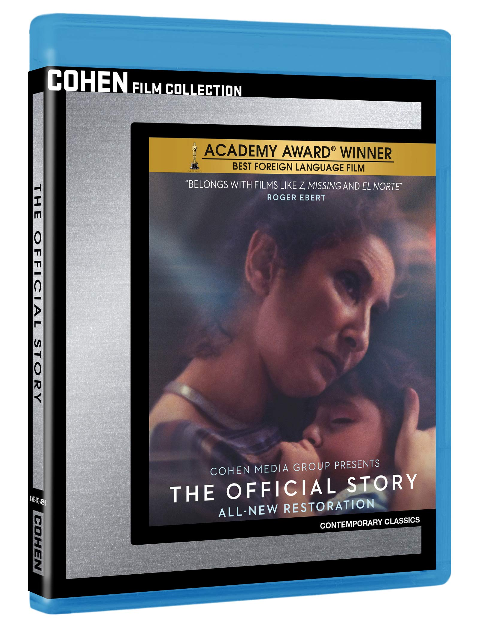 Blu-ray : The Official Story (Dolby, AC-3, Widescreen, Subtitled)
