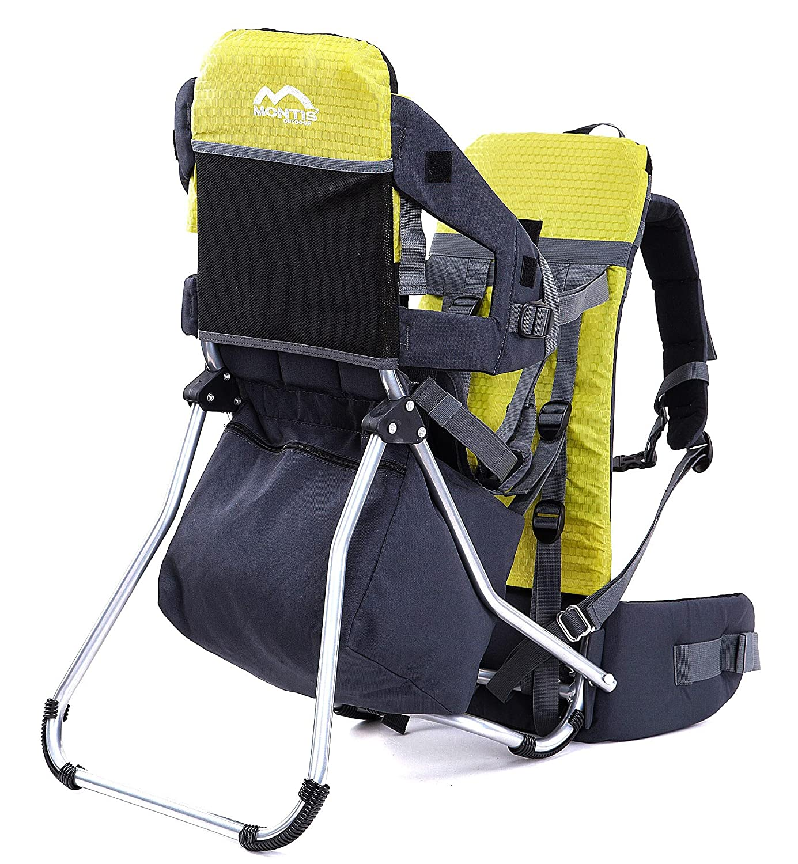 MONTIS RUNNER ONE - Rückentrage - Kindertrage - bis 25kg - div. Farben