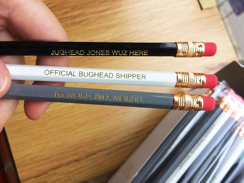 Amazoncom Pencil Set 6 Pcs Jughead Jones Office Products