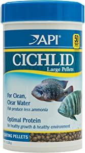 API Cichlid Food Pellets