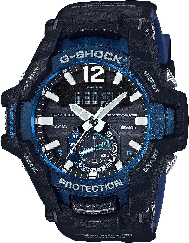 Men s Casio G-Shock Master of G Gravity Master Aviation Concept Watch GRB100-1A2