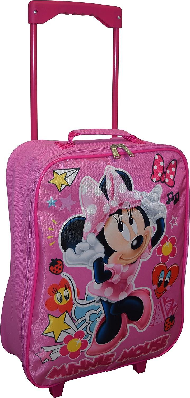 Disney Minnie Mouse 15' Collapsible Wheeled Pilot Case - Rolling Luggage Grupo Ruz S.A. de C.V. plastic