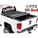 Gator Covers 2016-2018 Toyota Tacoma 5 FT. Bed GATOR Pro Premium Soft Tri-Fold Truck Bed Tonneau Cover (GSF1742) Made in the USA