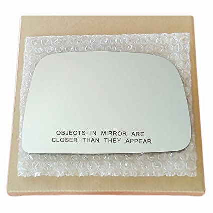 Amazon Com Mirror Glass And Adhesive 95 00 Toyota Tacoma Pickup