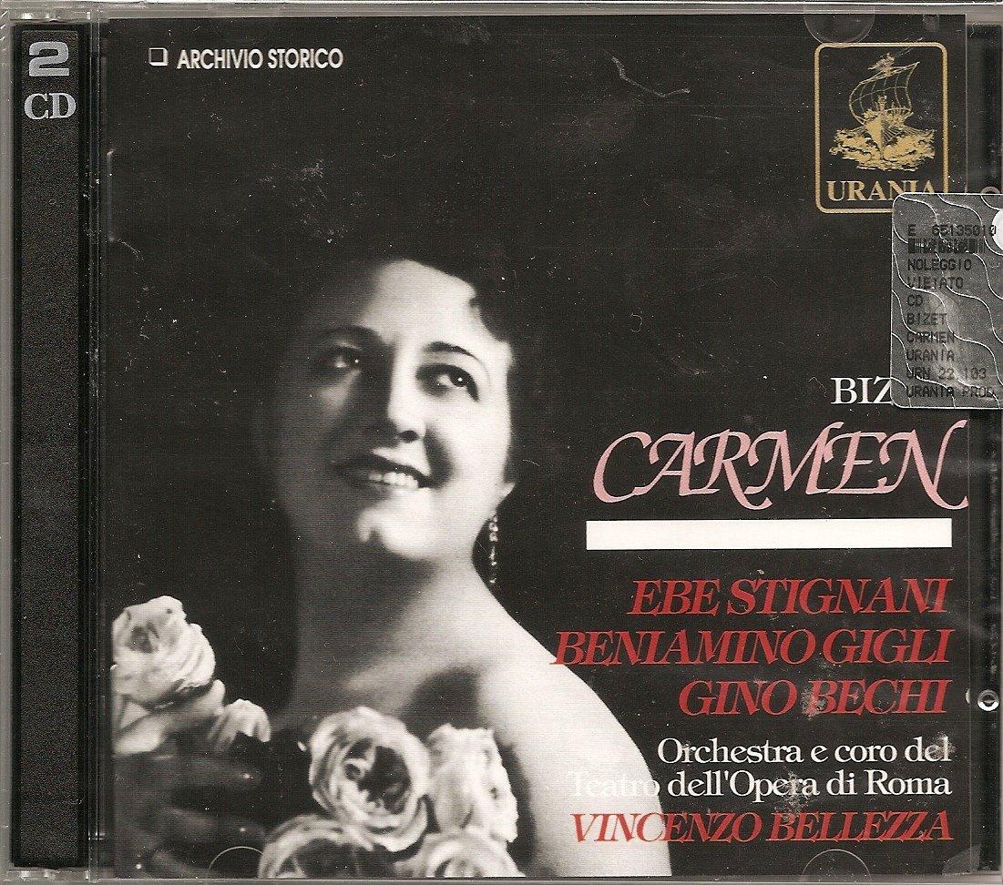 Carmen-Comp Opera                                                                                                                                                                                                                                                    <span class=