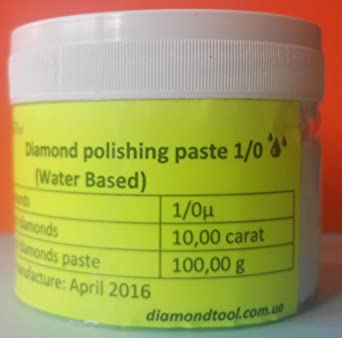 Diamond Water-Based polishing Paste 1.0 Micron 100g Normal Concentration