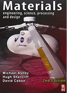 Materials Selection In Mechanical Design Amazon Co Uk M F Ashby