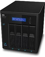 """Western Digital My Cloud EX4100 Ethernet Desktop Black NAS - Unidad Raid (32 TB, Unidad de Disco Duro, Unidad de Disco Duro, SATA, 3.5"""", 0, 1, 5, 10, JBOD)"""