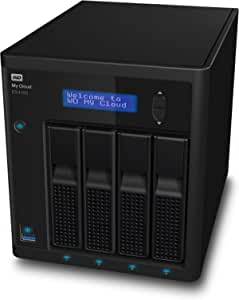 WD My Cloud EX4100 Expert Series 4-Bay Network Attached Storage Diskless